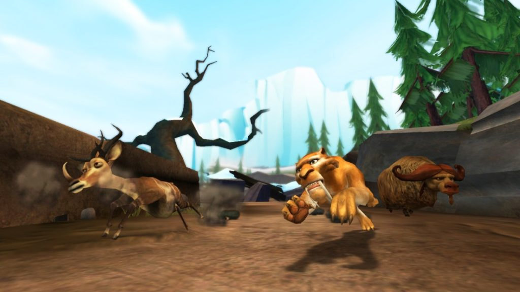 ice age 3 dawn of the dinosaurs download pc game