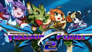 Freedom Planet 2 Demo – Download