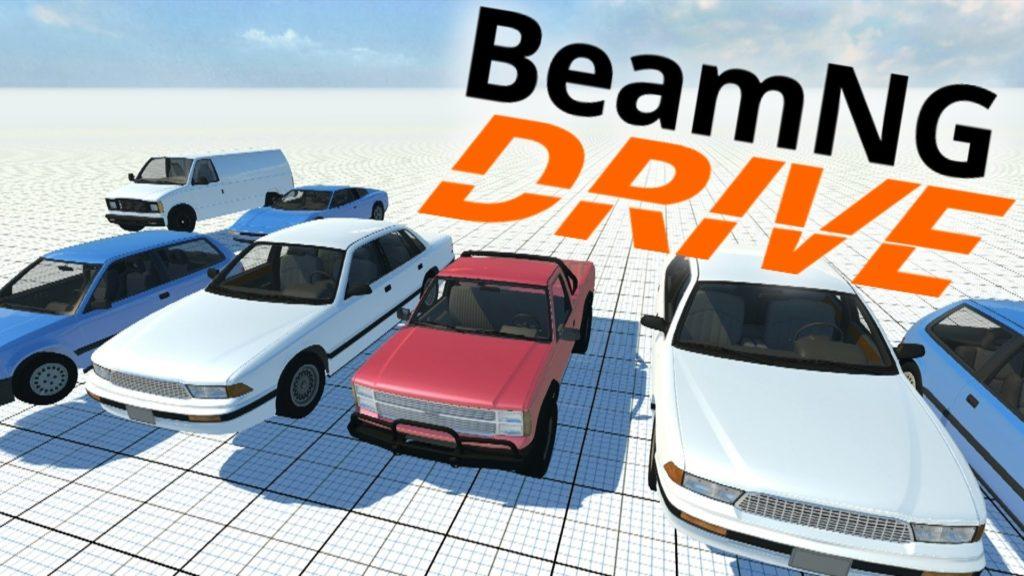 beamng drive free tech demo